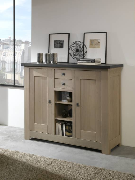 salle a manger whitney ateliers de langres meubles gibaud. Black Bedroom Furniture Sets. Home Design Ideas