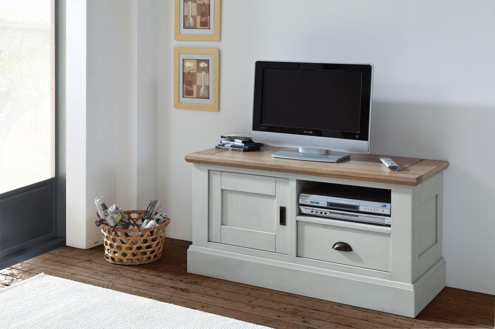 Meuble tv romance mod le 2 meubles gibaud for Petit meuble sejour
