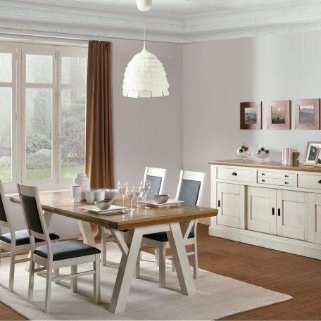 salle manger contemporaine romance mod le 3 meubles gibaud. Black Bedroom Furniture Sets. Home Design Ideas