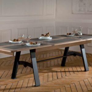 table de qualite bois chene deauvil