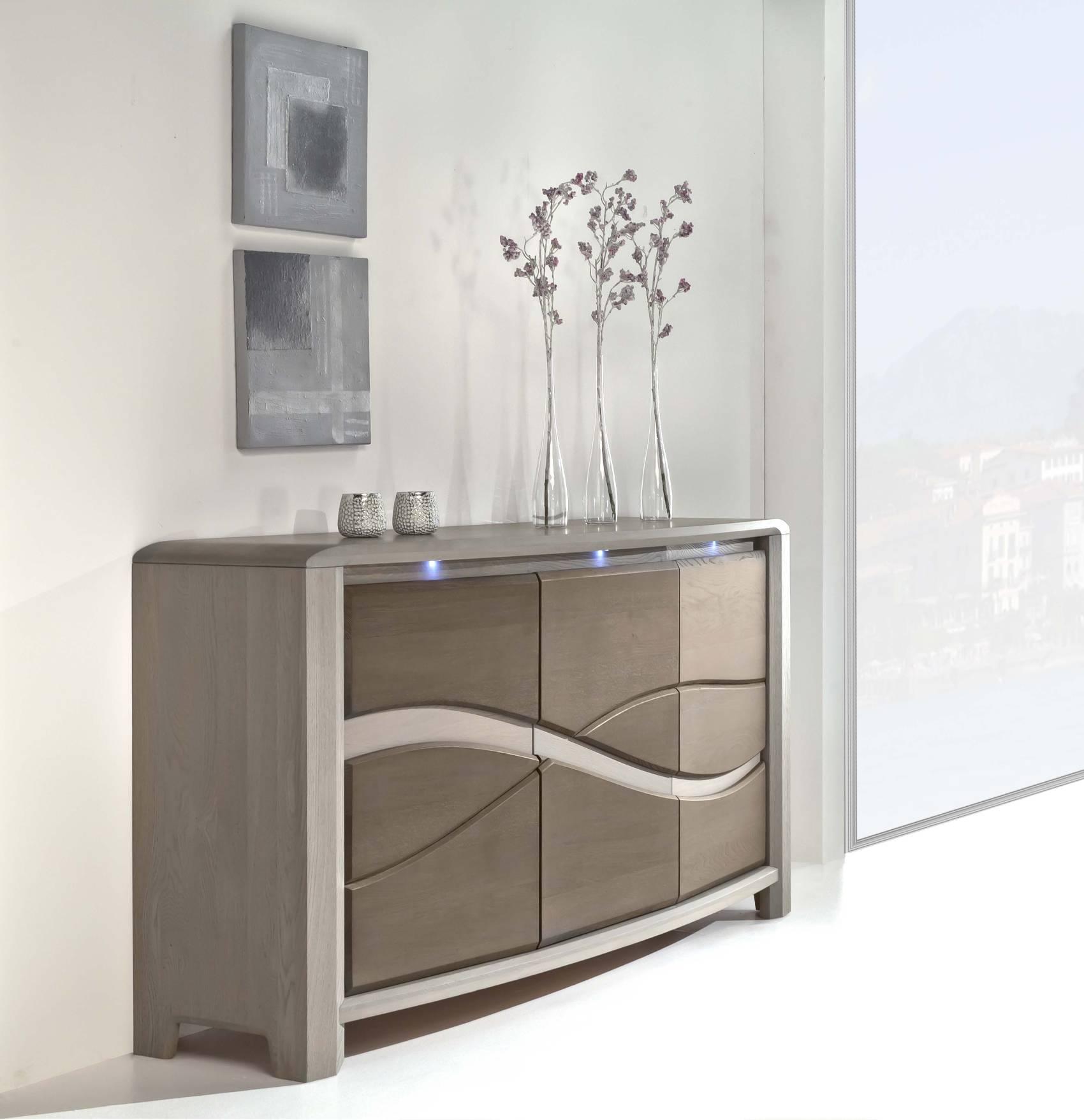 Meuble salle a manger oceane meubles gibaud cateau for Atelier du meuble rustique
