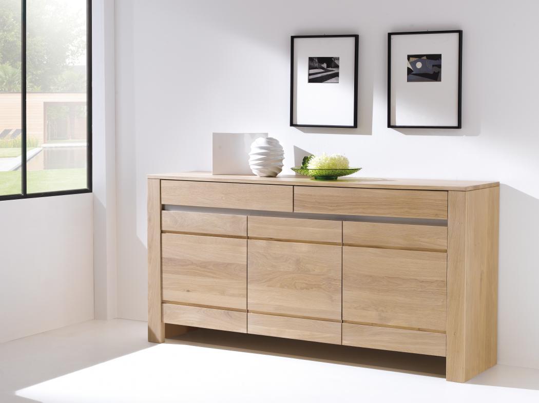 chambre a coucher chene massif moderne chambre d e. Black Bedroom Furniture Sets. Home Design Ideas