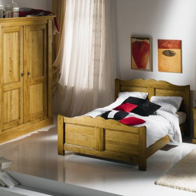 Chambres coucher archives meubles gibaud for Chambre a coucher rustique