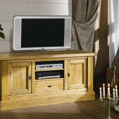 Tables basses meubles tv archives meubles gibaud for Meuble tv rustique