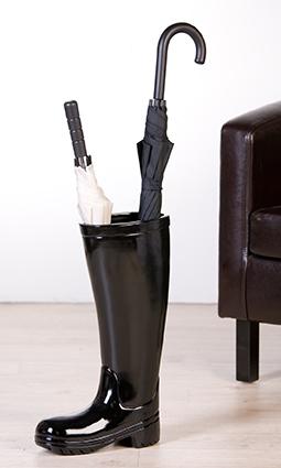 porte-parapluies-botte-noire-Meubles-Gibaud-le-cateau-cambresis-moderne-contemporain-déco-decoration-intérieur-originalité-cambrai-douai-nord-lille-valenciennes-saint-quentin-haut-de-france