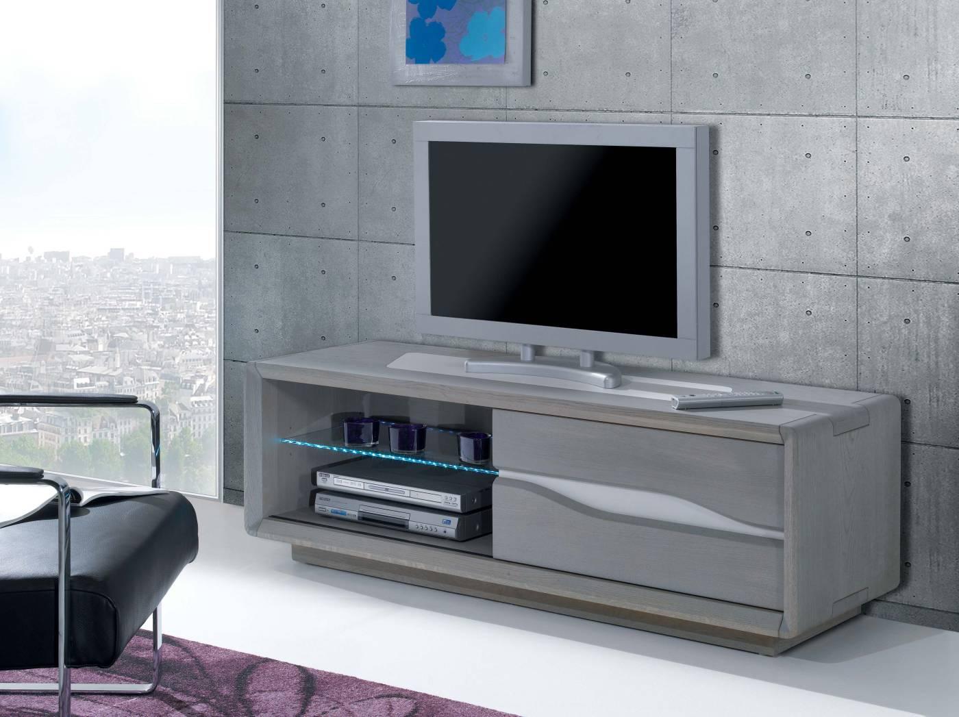 S jour c ram meuble ch ne c ramique meublesgibaud for Meuble tv petite dimension