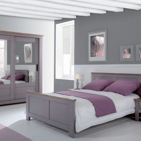 Chambre à coucher WHITNETY magasin Meubles Gibaud NORD