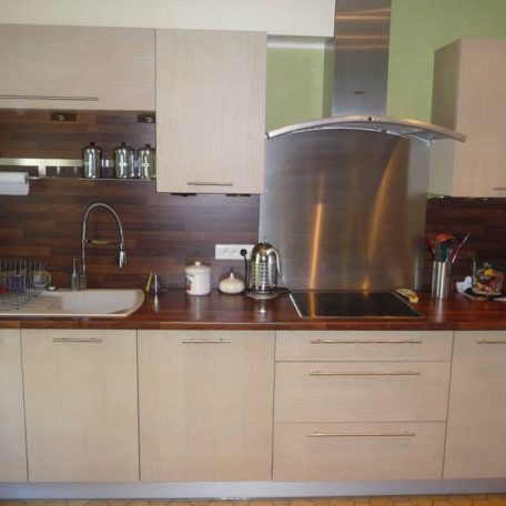 cuisine sur mesure rustique 5