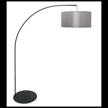 lampadaire-sun-gris-metal-flam&luce-deco-meubles-gibaud-nord