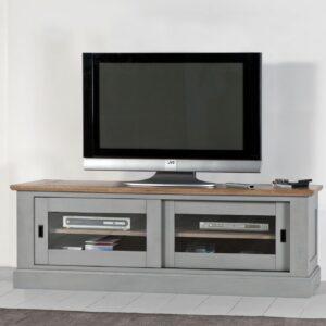 meuble-tv-romance-bois-chene-gris-style-campagne-qualite-ateliers-de-langres-meubles-gibaud-magasin-nord-picardie
