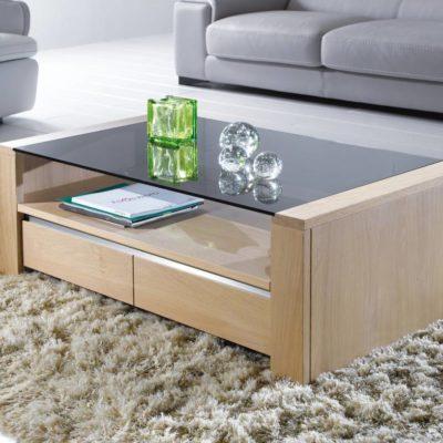 table-basse-yucca-bois-chene-clair-plateau-verre-qualite-ateliers-de-langres-meubles-gibaud-cambresis-nord