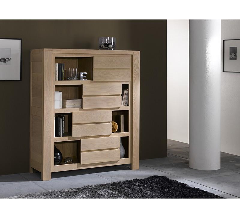 Design for Bibliotheque meuble contemporain