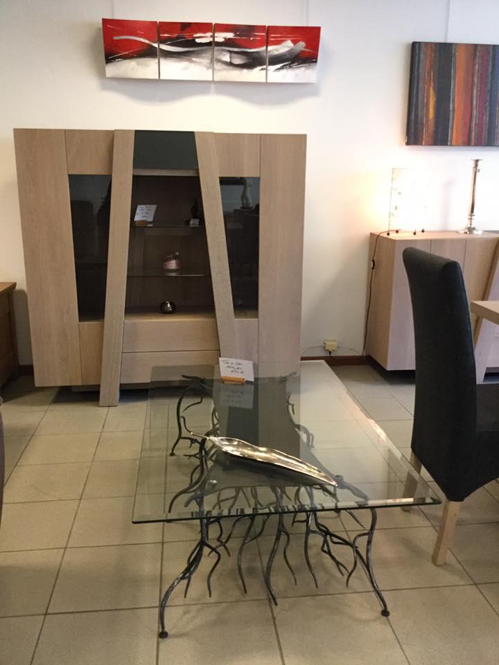 salle manger contemporaine pyramide meubles gibaud. Black Bedroom Furniture Sets. Home Design Ideas