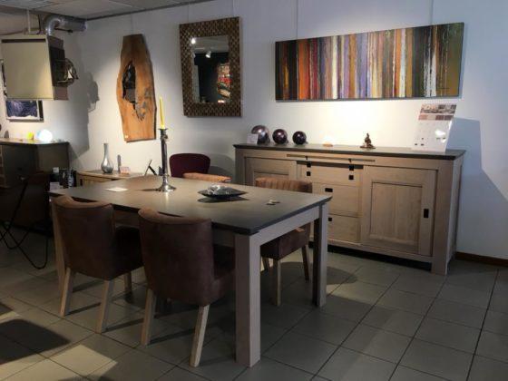 MEUBLES GIBAUD / un large choix de meubles tendances visibles en magasin