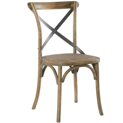 chaise-bistro-bois-métal-casita-CHA90-bois&deco-cambresis-nord-meubles-gibaud