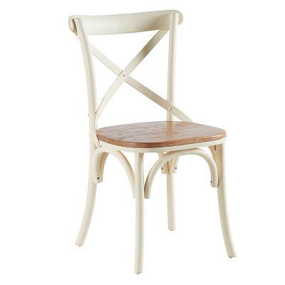 chaise-industrielle-bistrot-upson-bois-blanc-meubles-gibaud