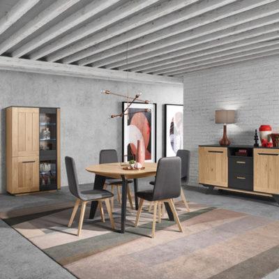 salles manger archives meubles gibaud. Black Bedroom Furniture Sets. Home Design Ideas