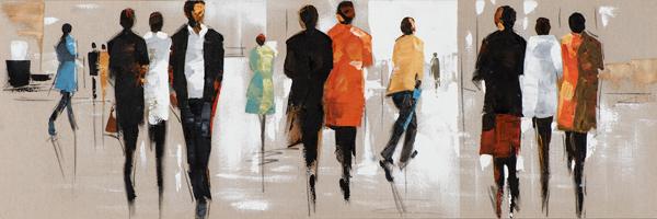 tableau-peinture-toile-deco-personnages-silhouettes-bois&deco-meubles-gibaud-magasin-decoration-nord