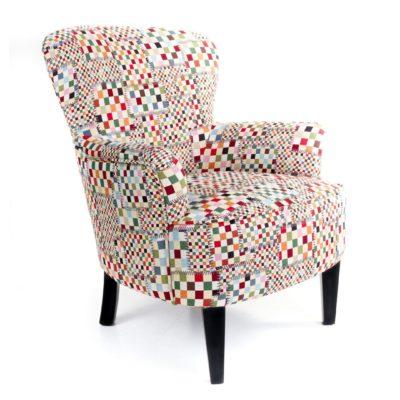 fauteuil motif original