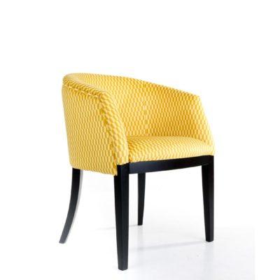 fauteuil haut de gamme tissu qualite