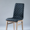 chaise-ZAZ-pieds-carres-bois-chene-blanc-tissu-matelasse-confort-noir