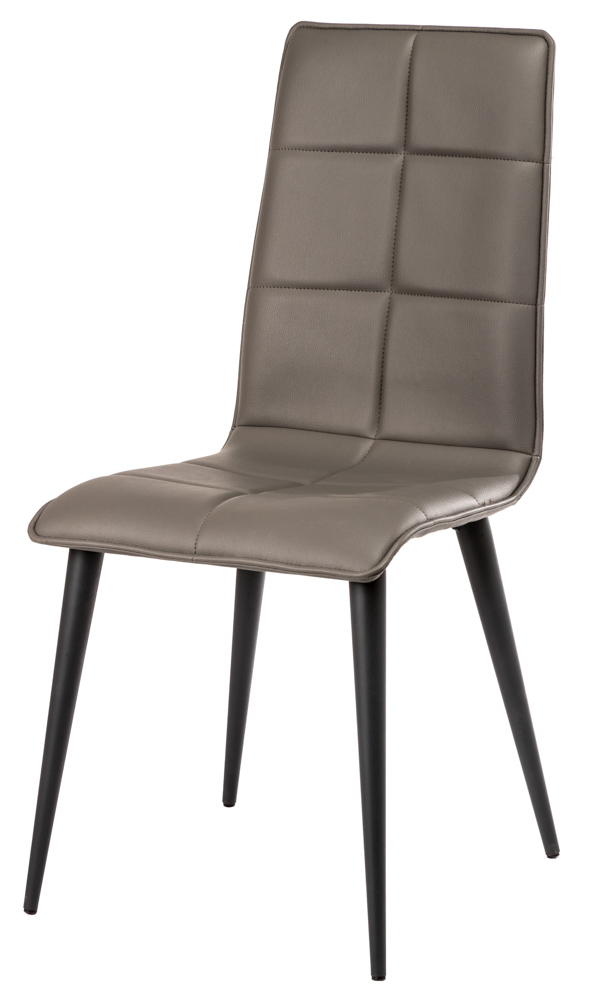chaise coque design confortable tissu pieds bois ou metal