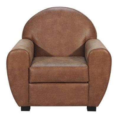 Fauteuil confortable tissu au choix design ALC – CLUB